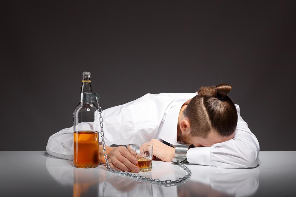 Органы алкоголика: страдания от различных поражений