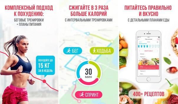 Программы правильного питания (диеты) для различных целей