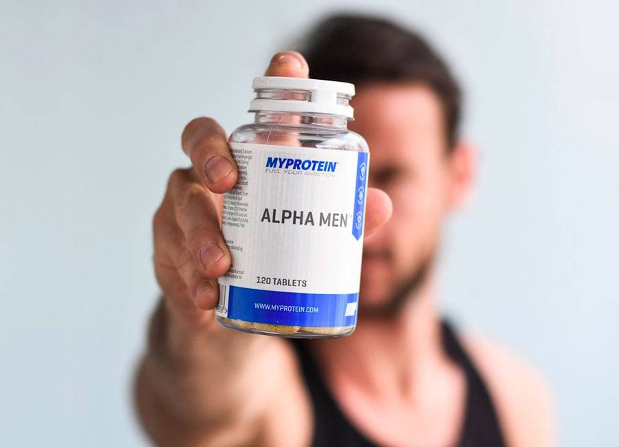 Витамины myprotein alpha men отзывы