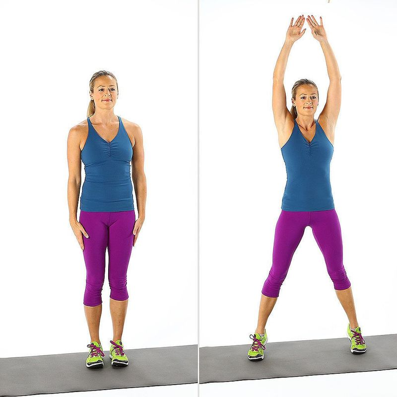 Джампинг джек — как делать упражнение-прыжок в фитнесе, которое поможет правильно похудеть и укрепить организм