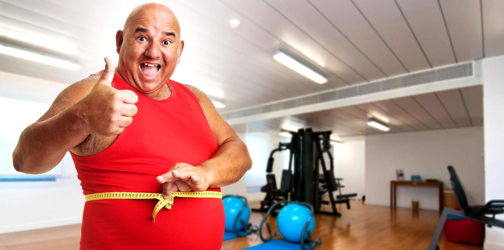 Выбирайте силовые тренировки для сжигания жира, они самые эффективные