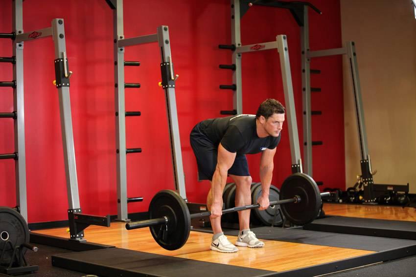 Замена становой тяги — альтернативные упражнения