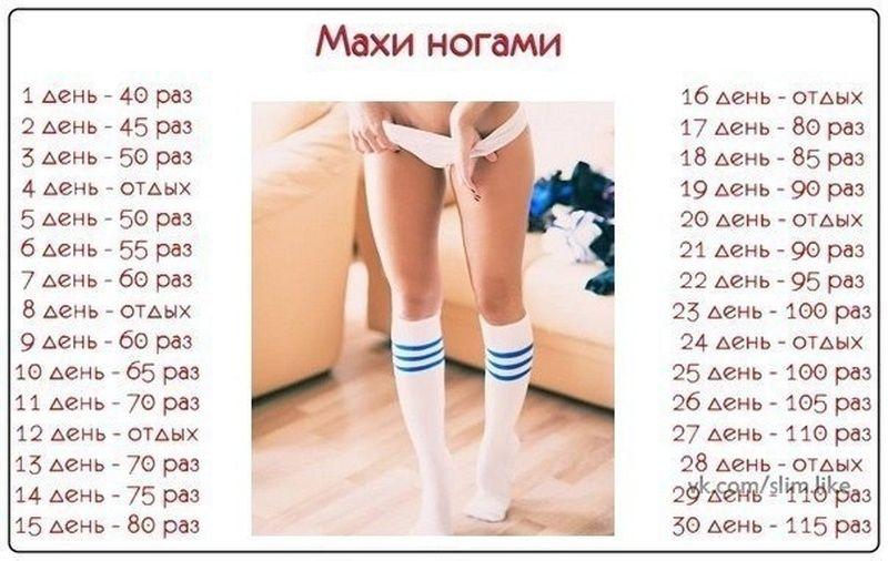 Как накачать икры ног девушке: эффективные упражнения для дома и тренажёрного зала