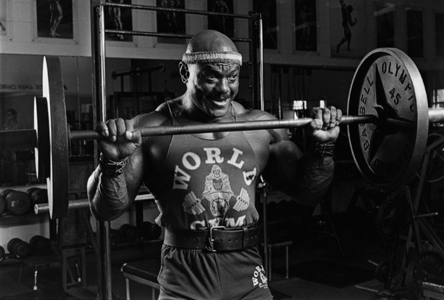 Тяжелоатлет пол андерсон - биография, рекорды и интересные факты