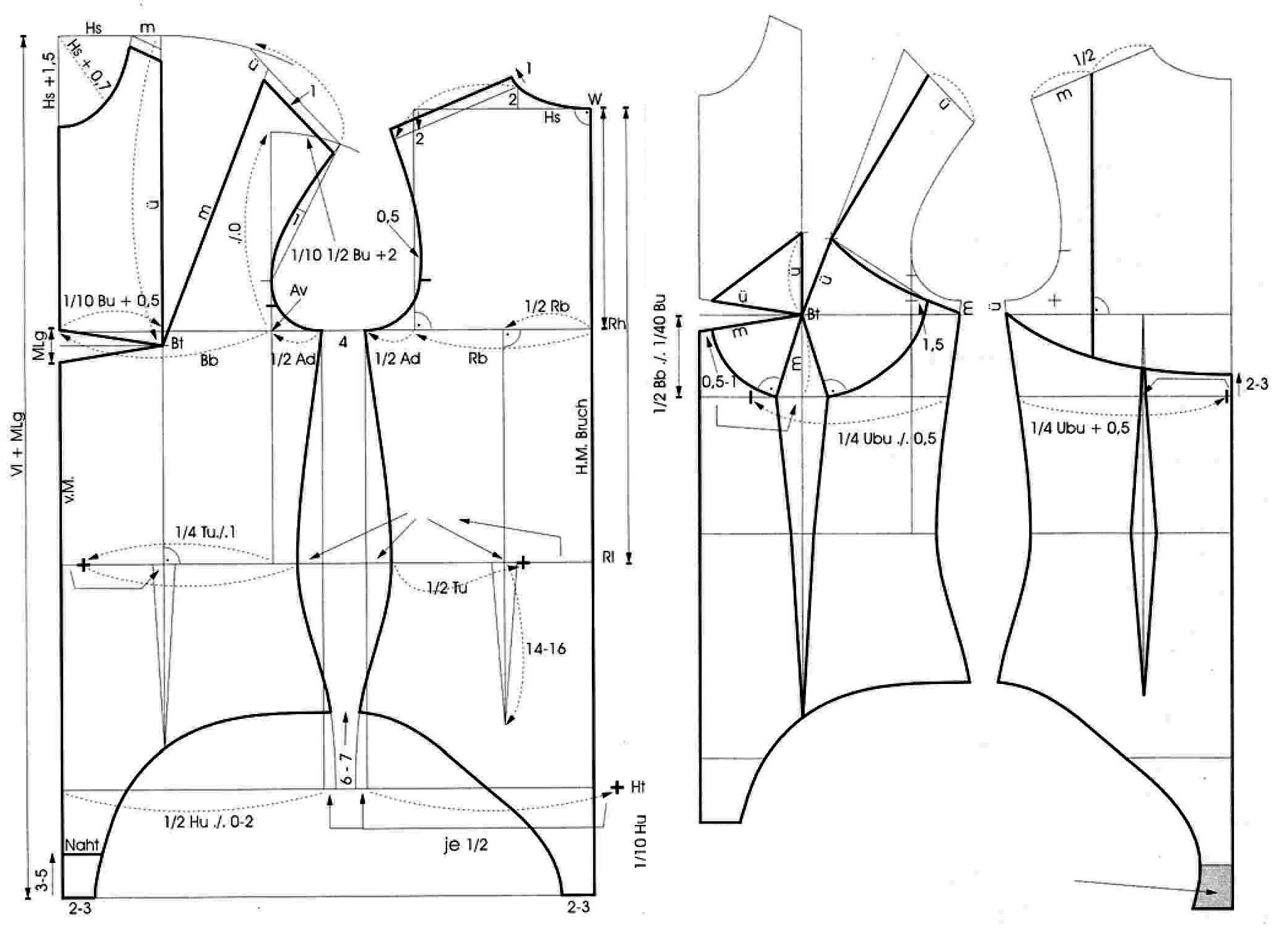 Как сшить купальник для художественной и спортивной гимнастики для девочек для выступлений своими руками (выкройки)