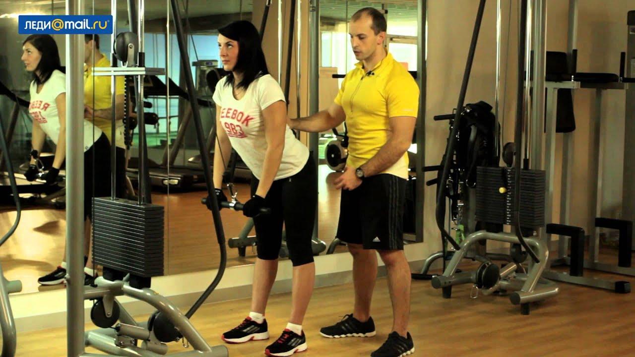Персональный тренер в спортзале — 4 критичеких ошибки новичка