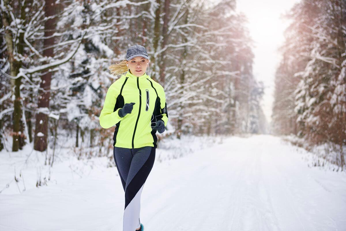 Что надеть на пробежку зимой? экипировка для бега
