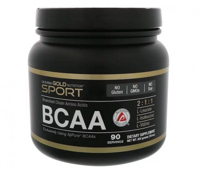 Что лучше креатин или bcaa для эффективной тренировки