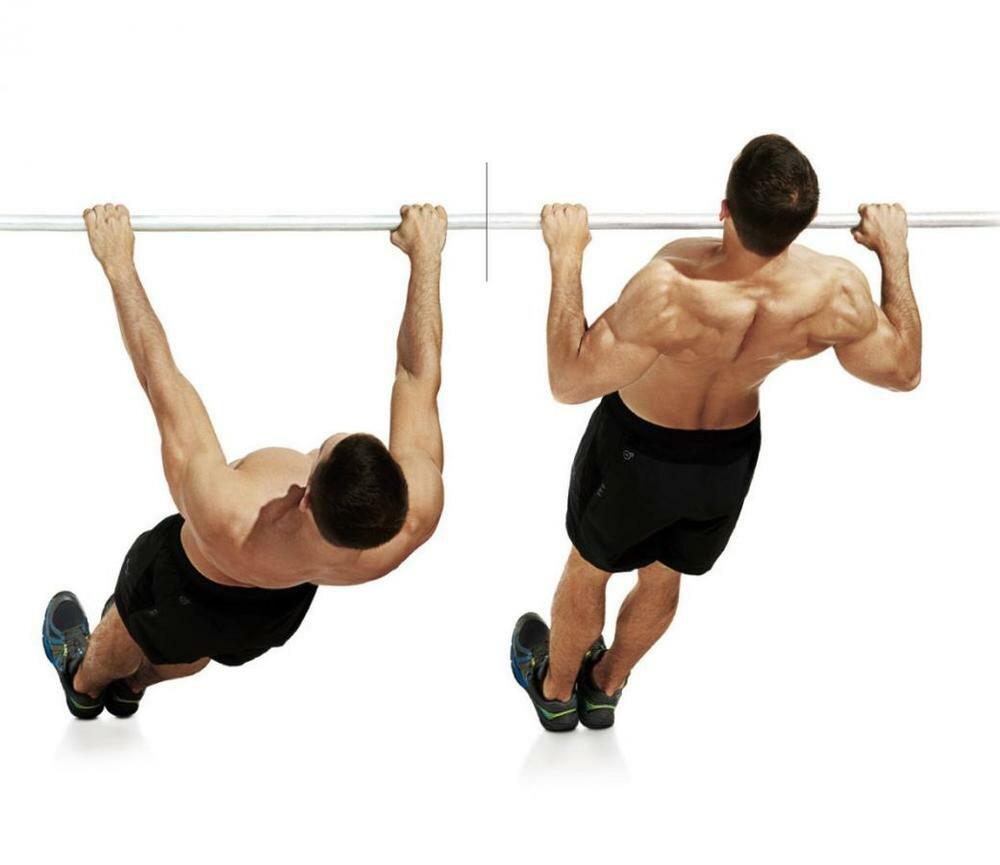 Подтягивания или тяга верхнего блока: что лучше? - dailyfit
