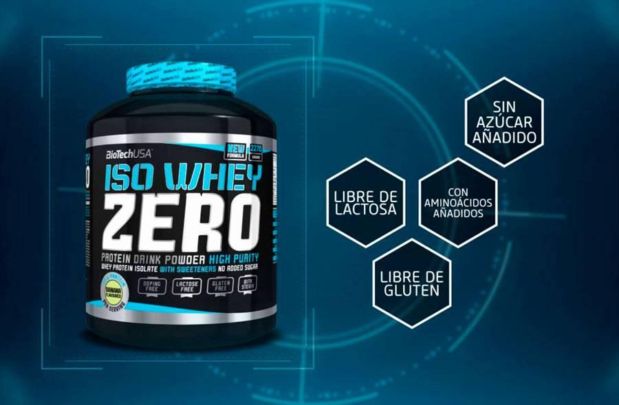 Iso whey zero от biotech: описание и состав