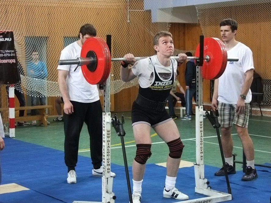 Пауэрлифтинг для начинающих программа тренировок - «armlit» - блог о спорте