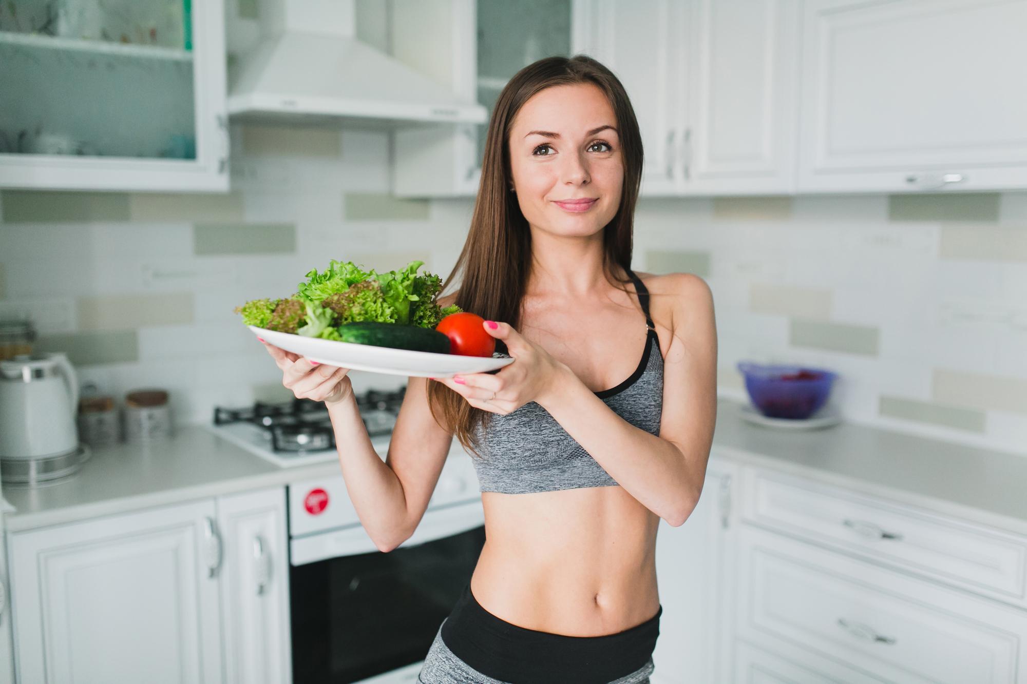 Как сбросить лишний вес - скидываем лишнее в домашних условиях