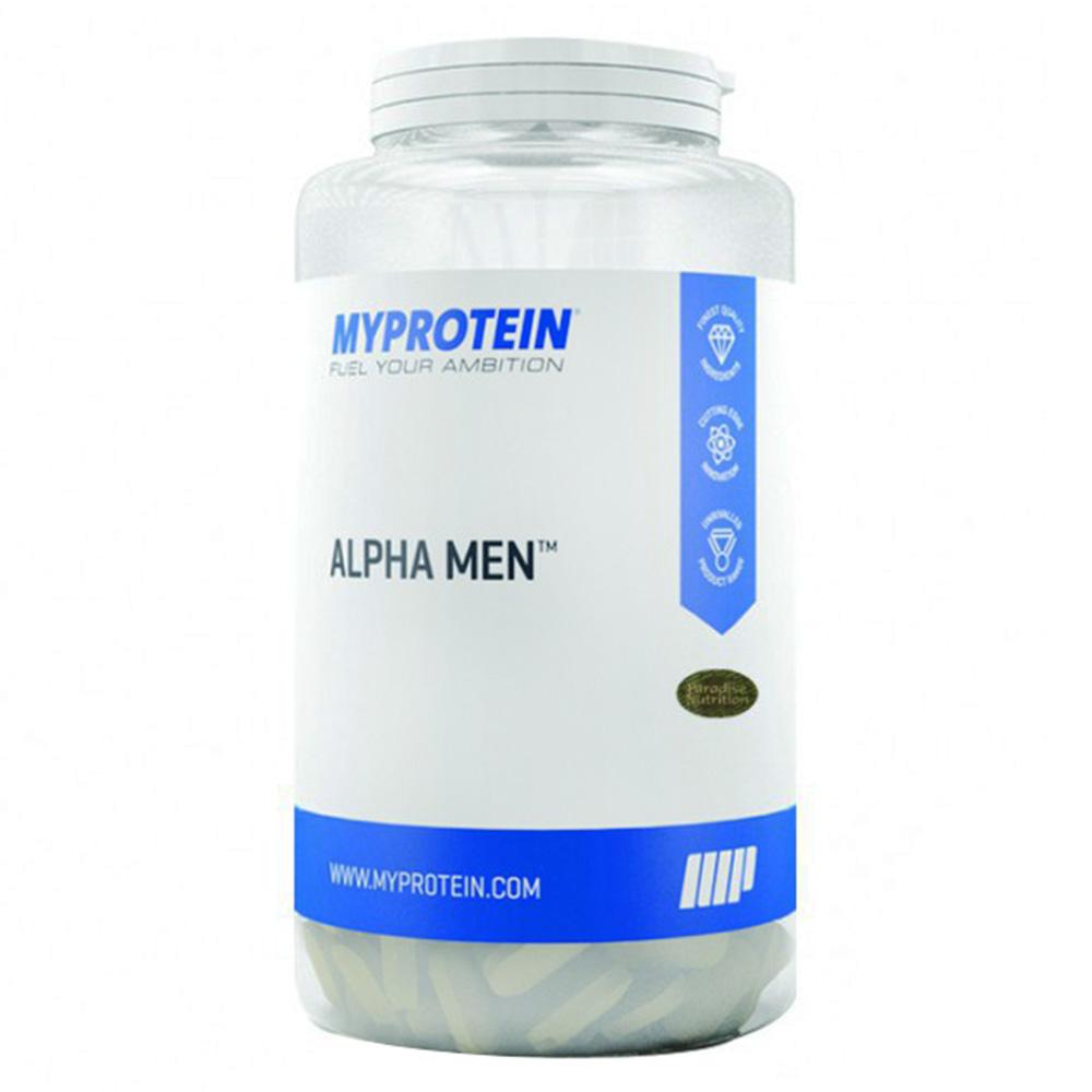 Витамины myprotein alpha men отзывы