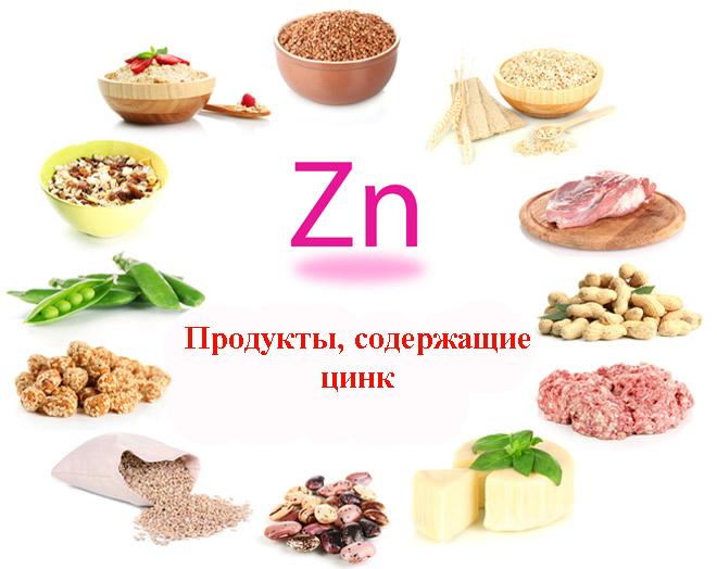 Цинк: польза и вред. в каких продуктах он содержится, суточная норма