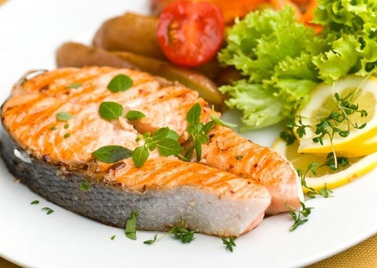 Можно ли есть рыбу для набора мышечной массы