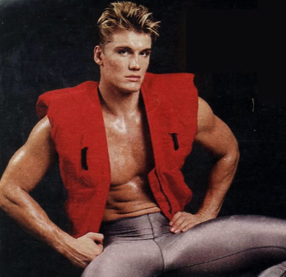 Дольф лундгрен история его бодибилдинга и спортивной карьеры
