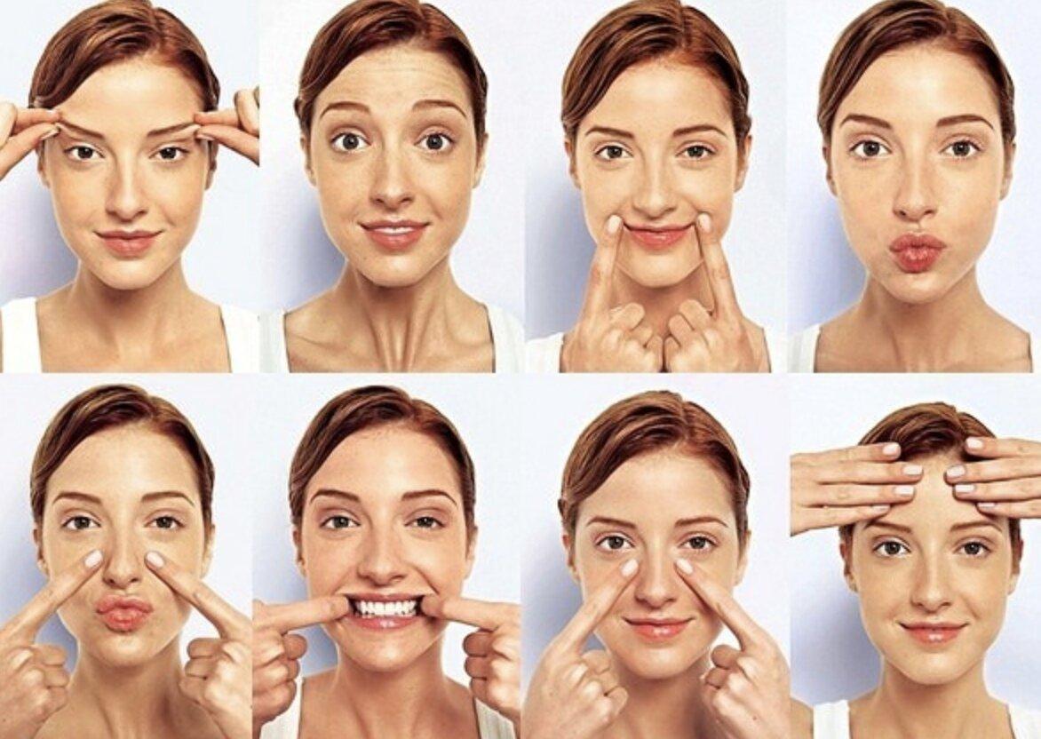Как убрать обвисание щек эффективно: только проверенные советы