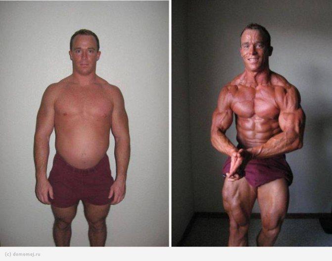 9 советов о том, как сохранить мышцы при похудении (сушке) в домашних условиях | для девушек и мужчин