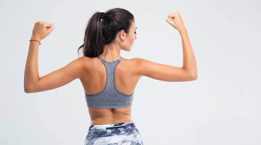 Упражнения для рук чтобы не висела кожа - эффективные комплексы