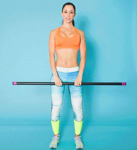 Бодибары: важный спортивный снаряд для фитнеса и его применение (95 фото)