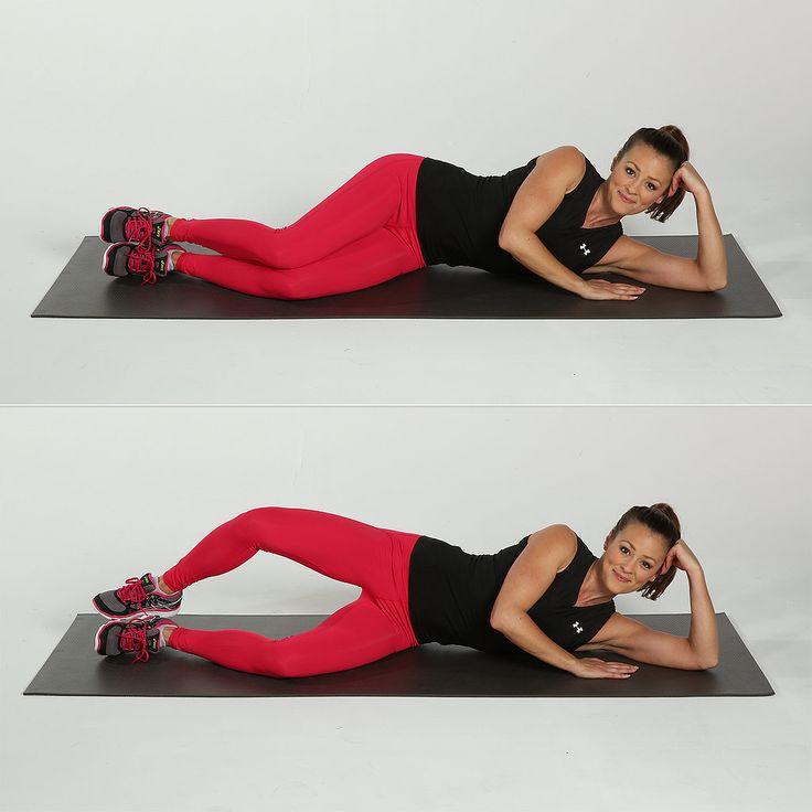 Махи ногами - как делать, вперед, назад, стоя и лежа на боку