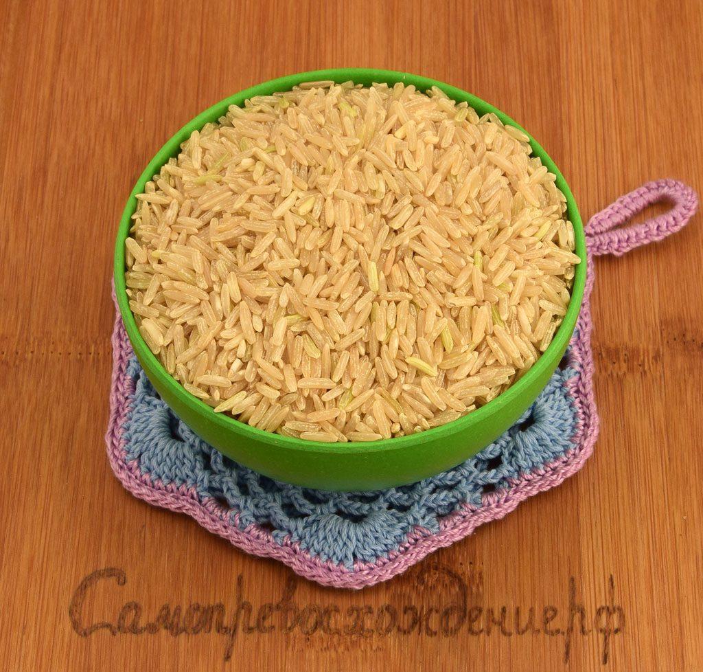 Рис: польза и вред, калорийность, состав, виды, как приготовить