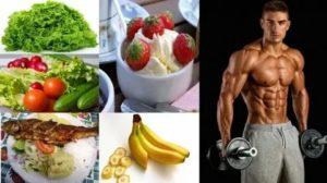 Эффективный сгон жира диета во время сушки