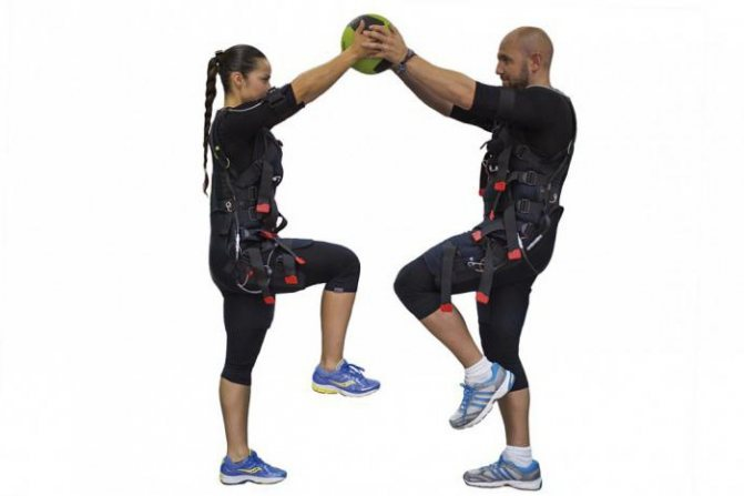 Ems тренировки — польза и вред. миостимуляция для похудения —отзывы