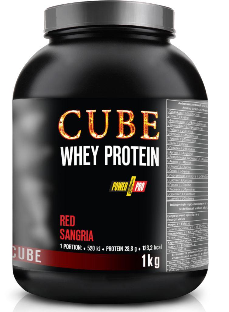 Whey protein power pro отзывы