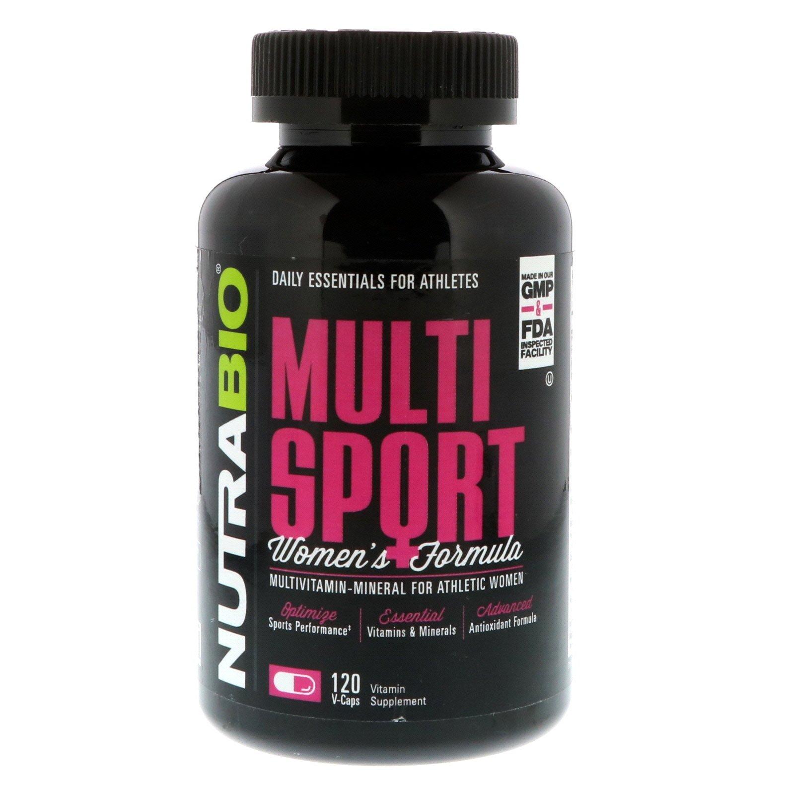 Спортивные витамины для женщин при физических нагрузках: список лучших