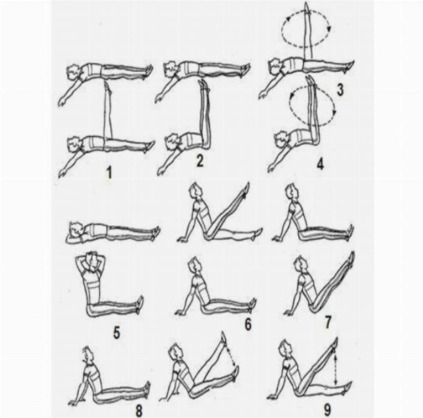Упражнения для похудения за неделю упражнения для похудения за неделю