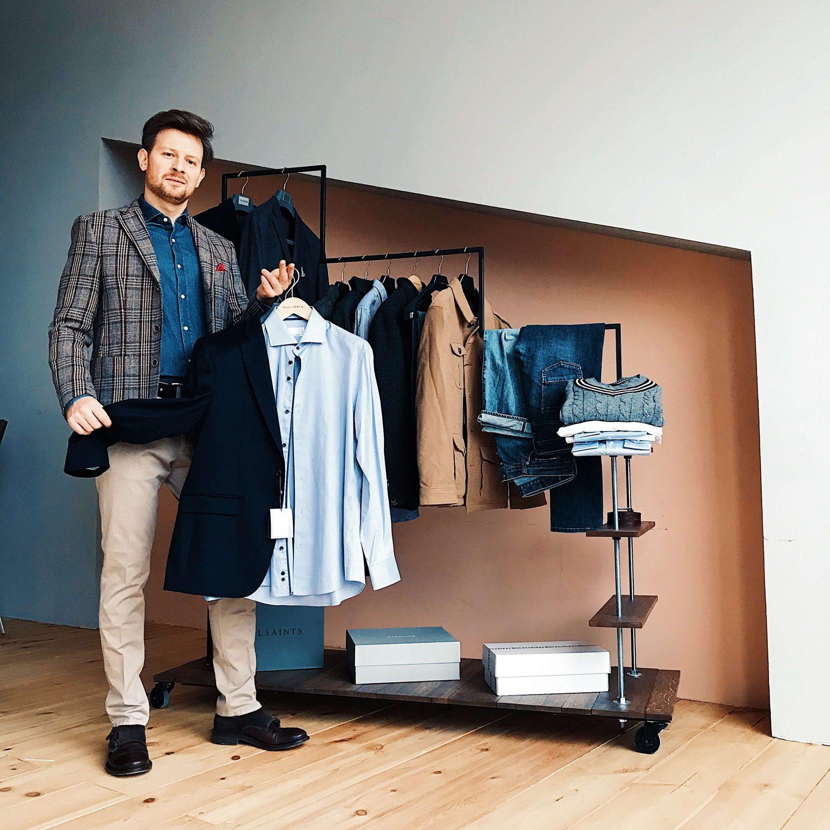 Базовый мужской гардероб на все случаи | men's outfits