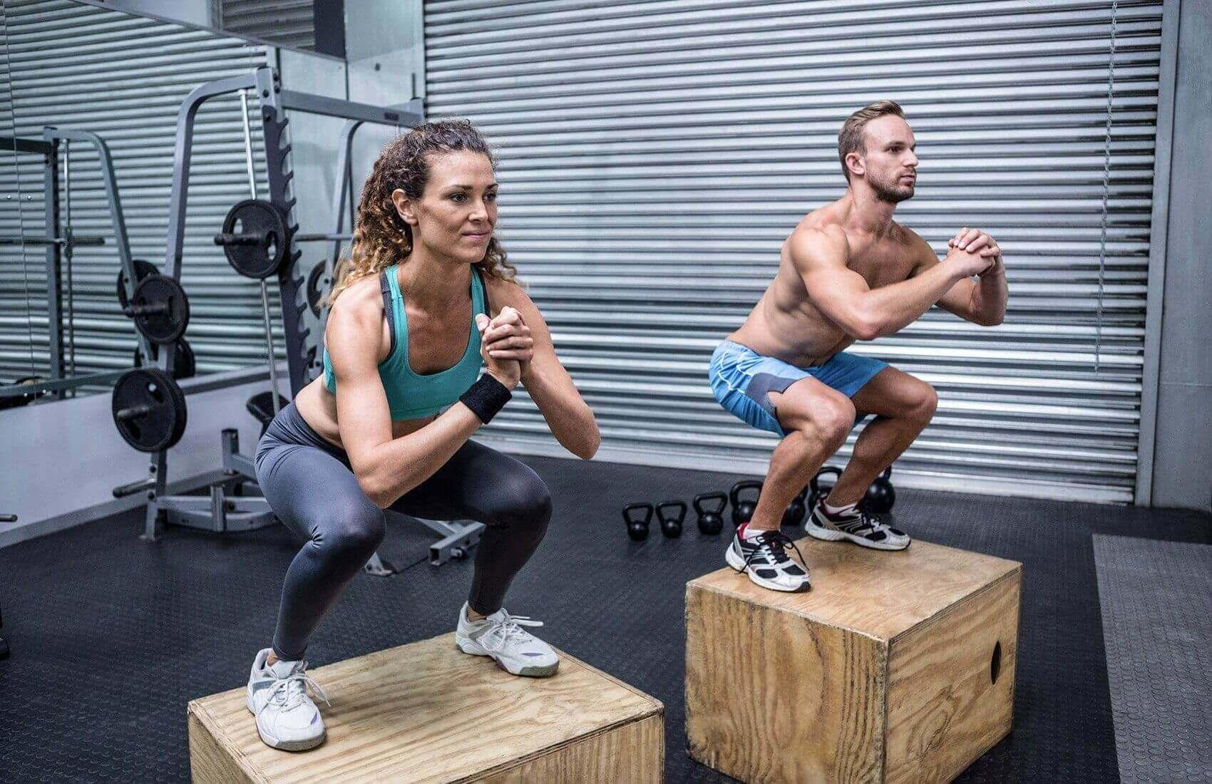 Плиометрические упражнения для быстрого похудения