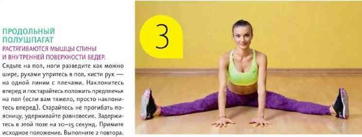 Акробатические элементы в гимнастике