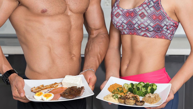 Можно ли накачаться без спортивного питания