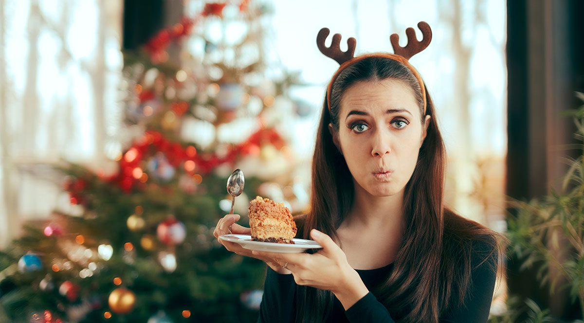 Как не поправиться на новый год – 10 советов