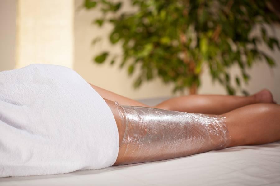 Обертывания для живота и боков - эффективное средство для тонкой талии