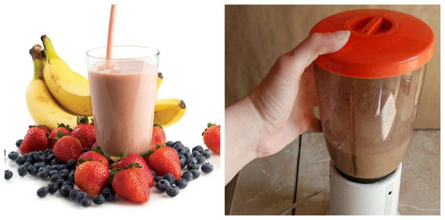 Протеиновый коктейль для похудения в домашних условиях для женщин рецепты