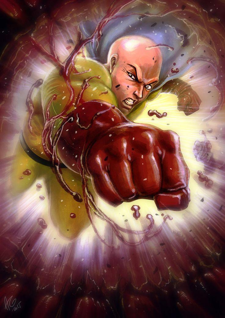One-punch man — как лысый супергерой покорил сердца миллионов