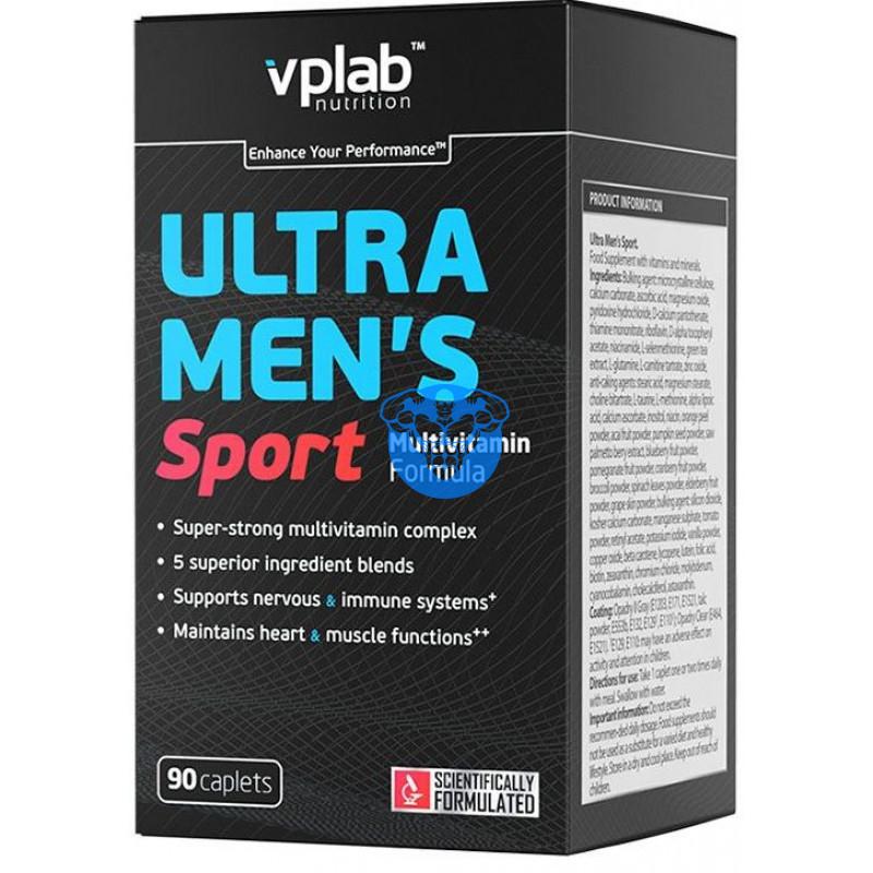 Ultra women's multivitamin formula от vp laboratory: отзывы, состав и как принимать