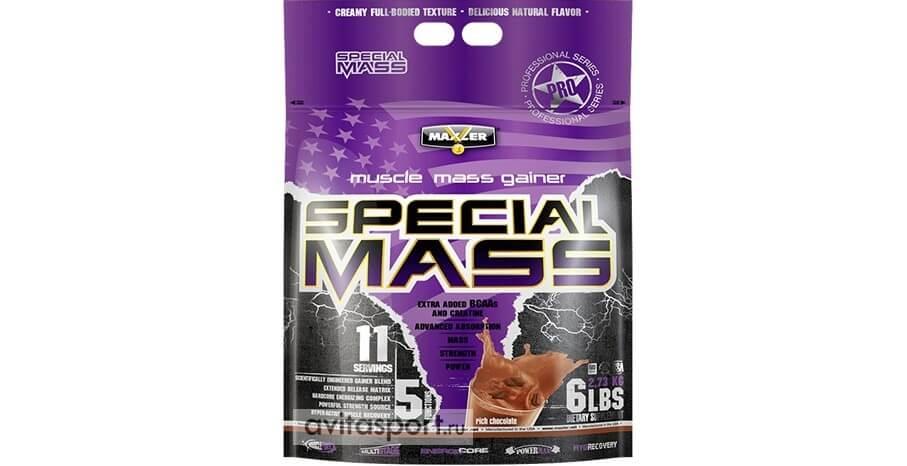 Состав special mass gainer и применение | бодибилдинг и фитнес программы тренировок, как накачать мышцы, сбросить лишний вес