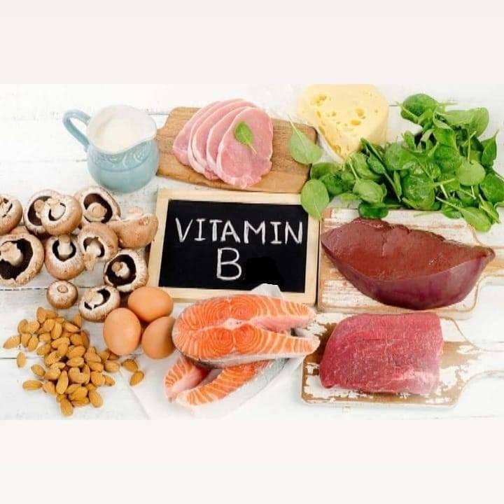 Витамины b6 и b12 в спорте