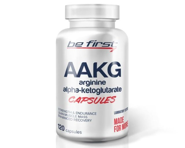AAKG – безопасная добавка спортивного питания для увеличения пампинга