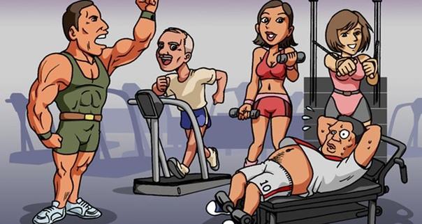 Правила поведения в тренажерном зале | musclelife.ru