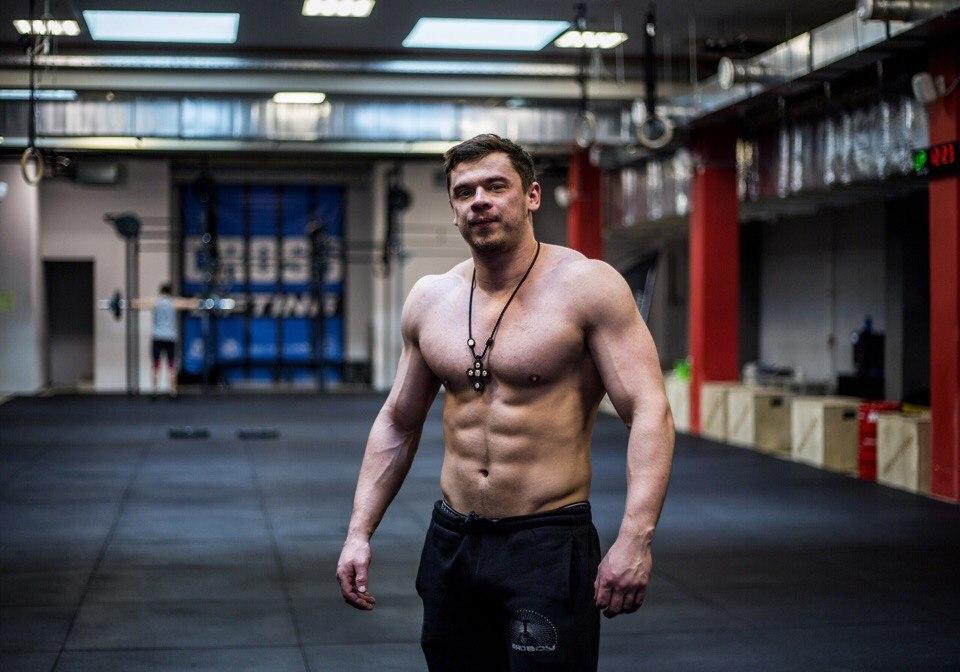 Вовк Денис - биография, рост, вес силовика и пауэрлифтера, ютуб блогера