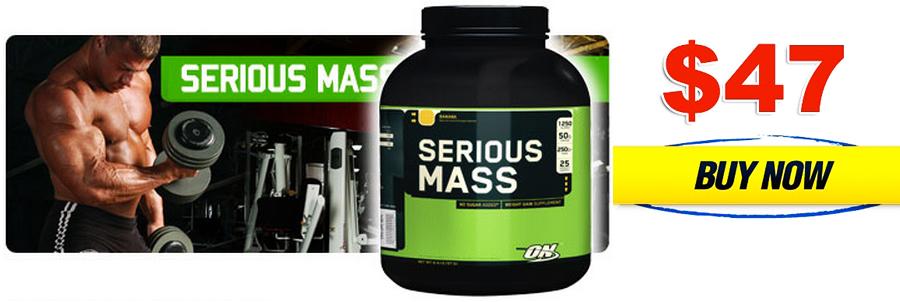 Гейнер serious mass от optimum nutrition: как принимать, состав и отзывы