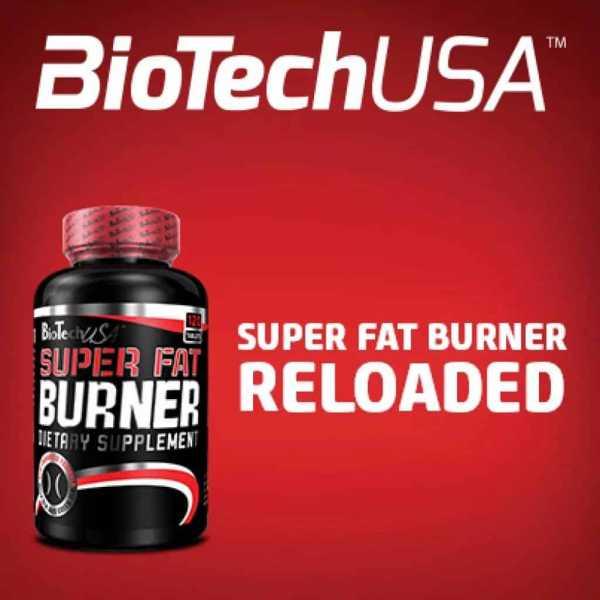 Super fat burner - biotechusa