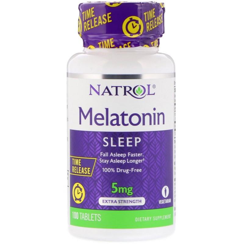 Мелатонин [lifebio.wiki]