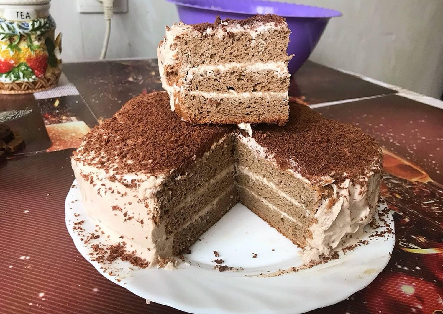 Диетические, низкокалорийные торты — пп рецепты приготовления