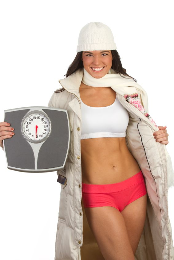 Мёрзни… и худей! - холод, похудеть, похудение, лишний вес, криотерапия,